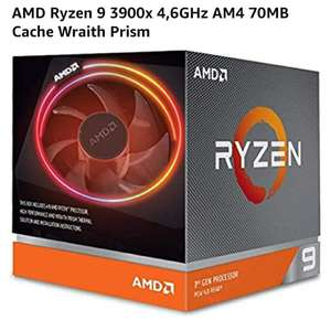 Ryzen 9 3900X 12 Cores 24 Threads processor