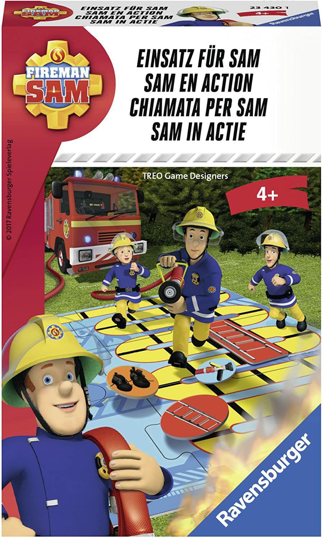 Brandweerman Sam in Actie