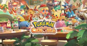 Gratis Game Pokémon Café Mix voor de Nintendo Switch - Android - iOS