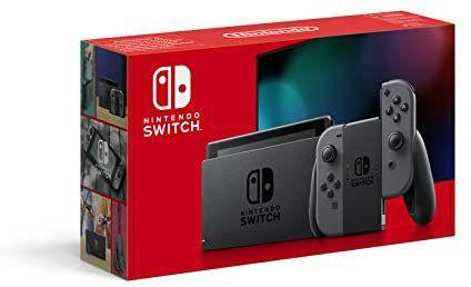 Nintendo Switch Console 2019 (Grijs & Neon)