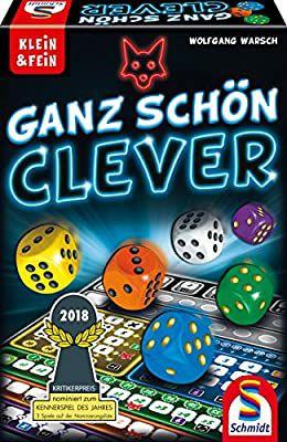 Clever Dobbelspel van 999 Games (Duits)