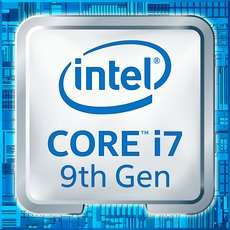 Intel Core i7-9700KF - 3,6GHZ (4,9 GHz Turbo Boost)