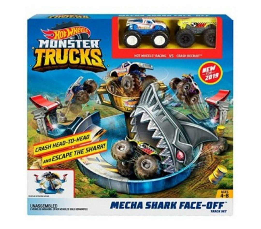 Hot Wheels - Monster trucks speelgoed