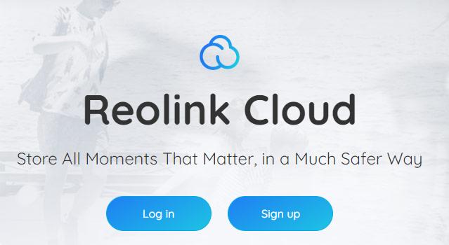 Hoge korting Reolink camera cloud opslag