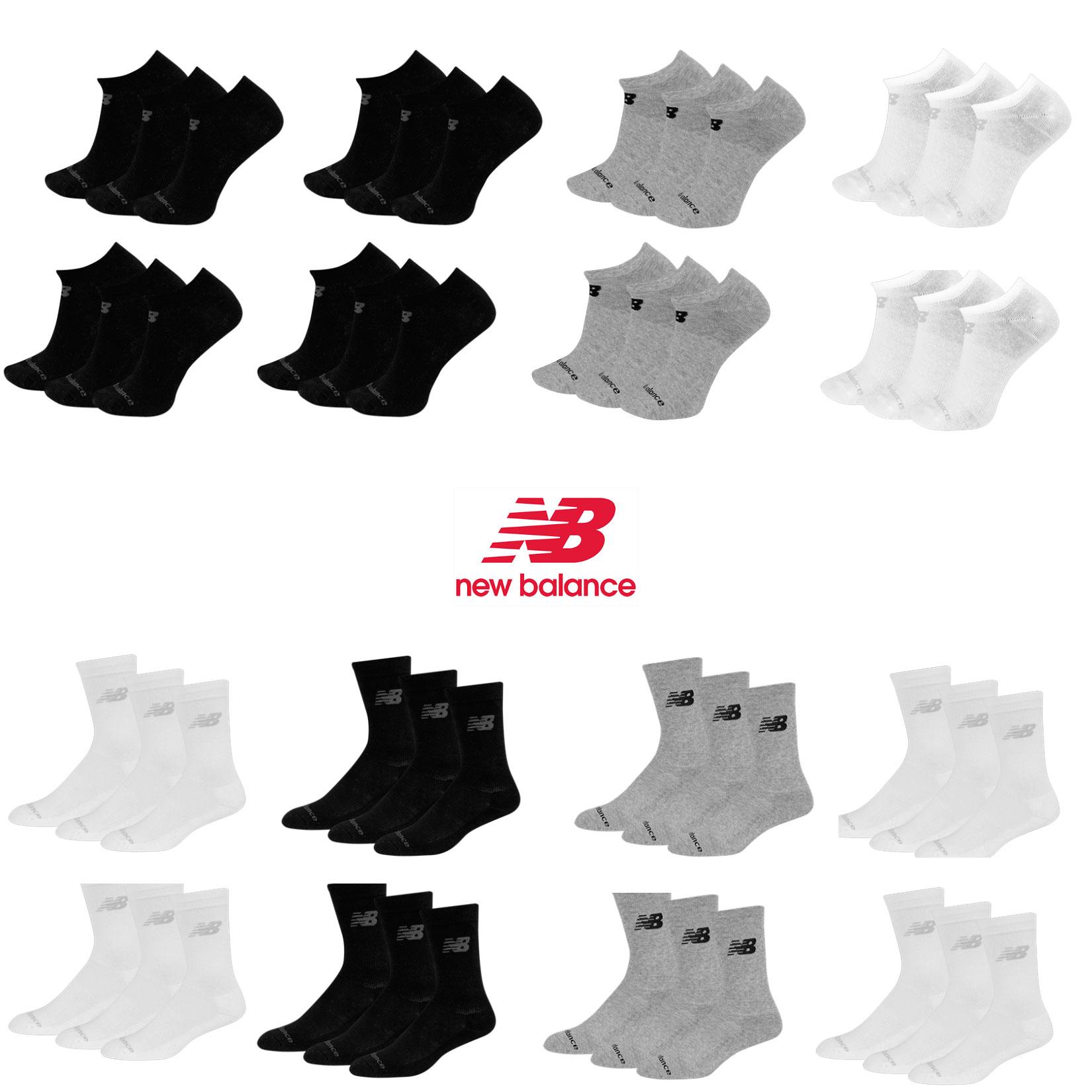 New Balance sokken 24 paar [mix & match] @ Geomix