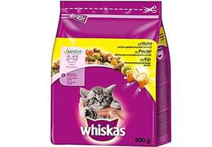 Whiskas Junior Kip 4kg