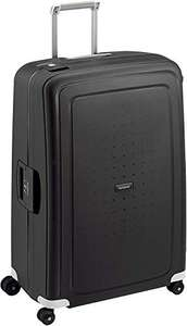 Samsonite S'Cure Suitcase Spinner 81/30 Black