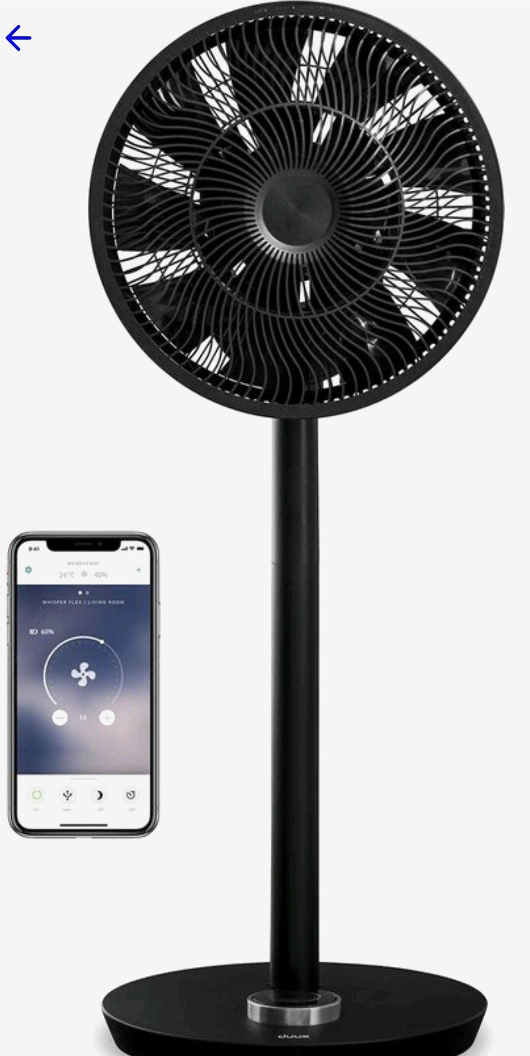 duux whisper flex smart ventilator