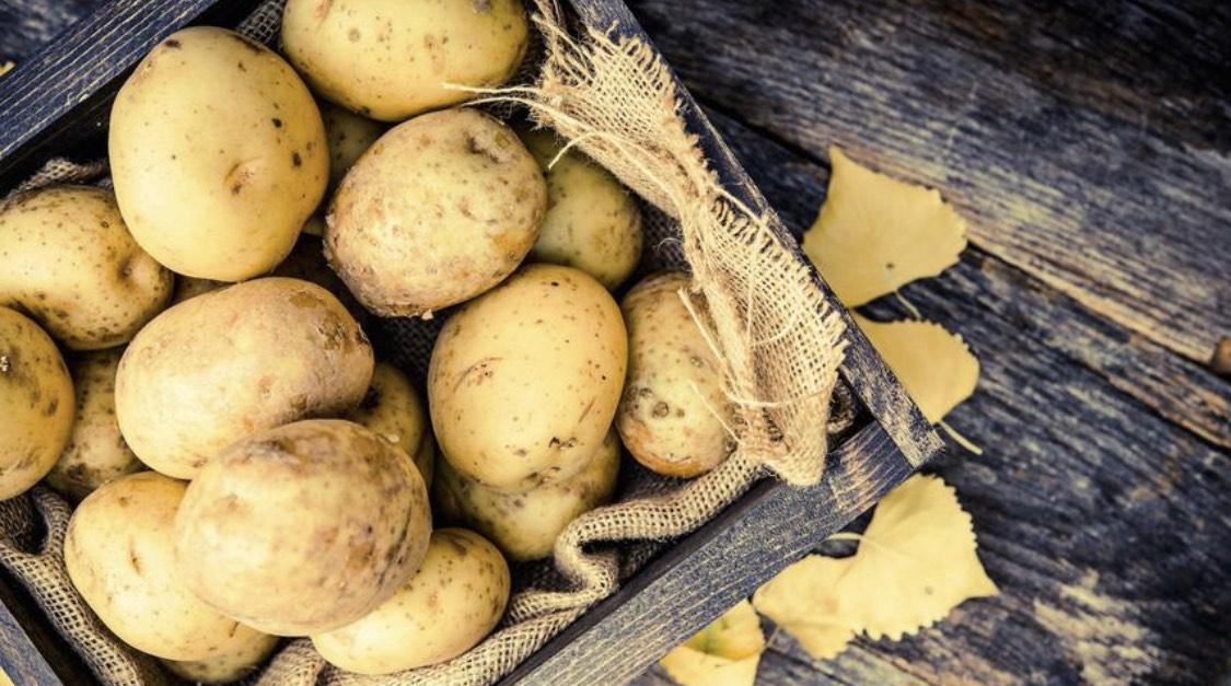 Onbeperkt aardappelen voor €4,50 @ Europalaan te Utrecht