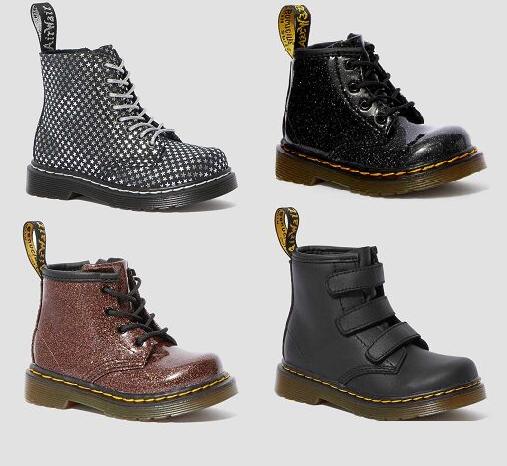 Laatste maten Dr. Martens baby/peuter schoenen (normaal €80/€90) @ Dr Martens