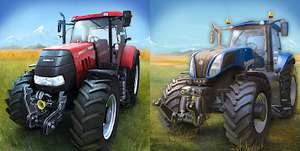 Farming Simulator 14 en 16 gratis voor iOS/Android/PC