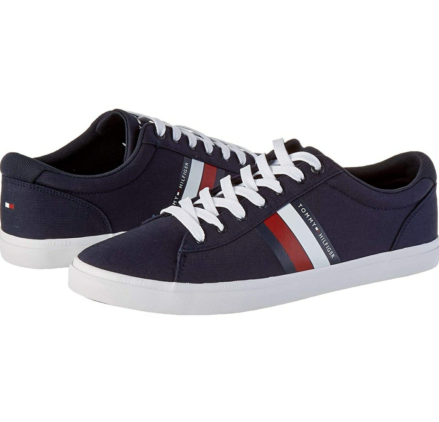 Tommy Hilfiger Essential Stripes Detail Herensneakers vanaf €26.55