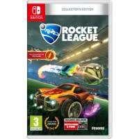 Rocket league collectors edition switch edition