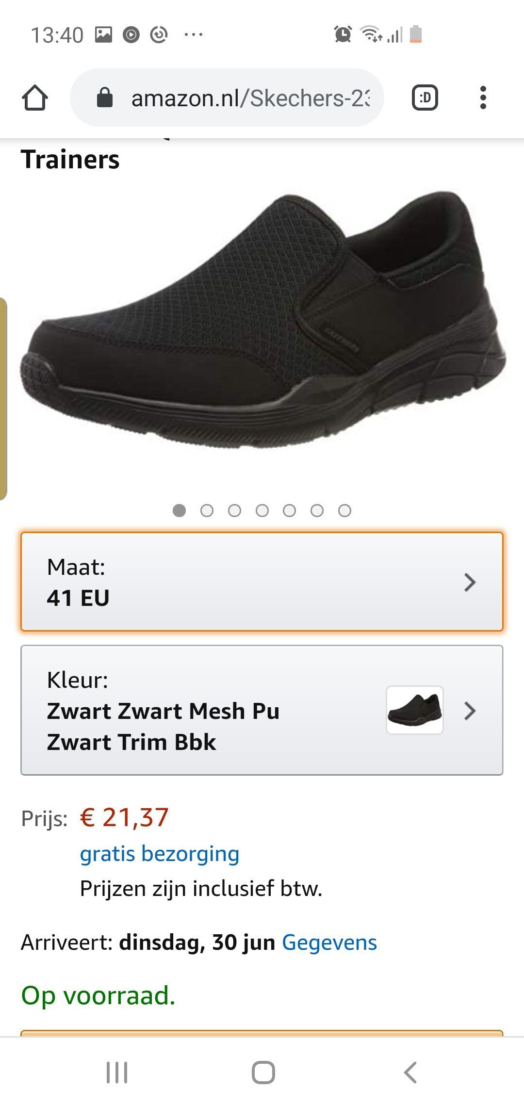 Skechers schoenen sneakers