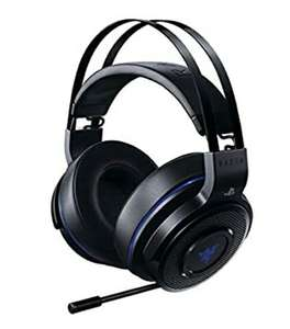Razer Thresher 7.1 Wireless Headset PS4 en PC