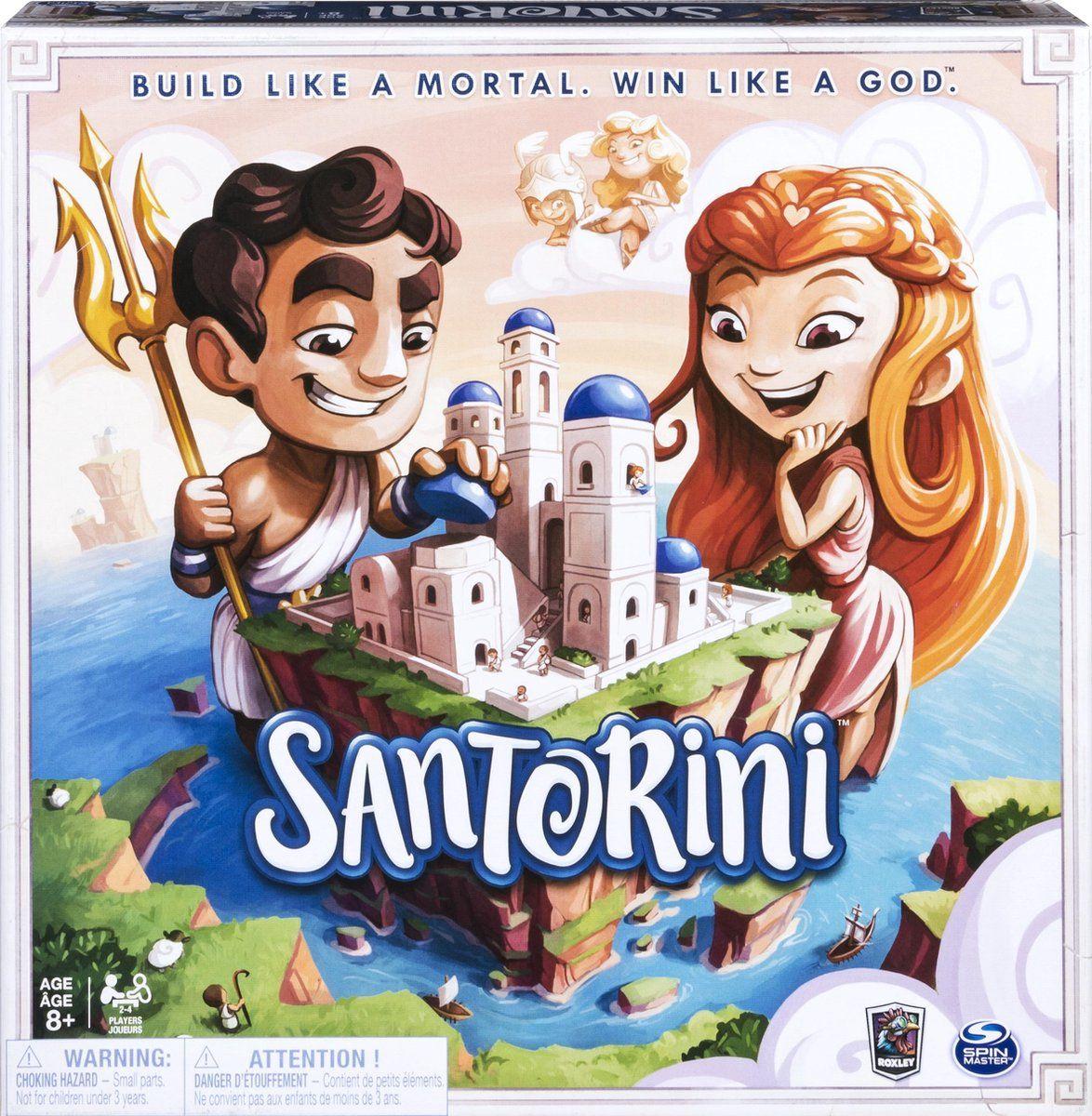 Santorini (2016) bordspel