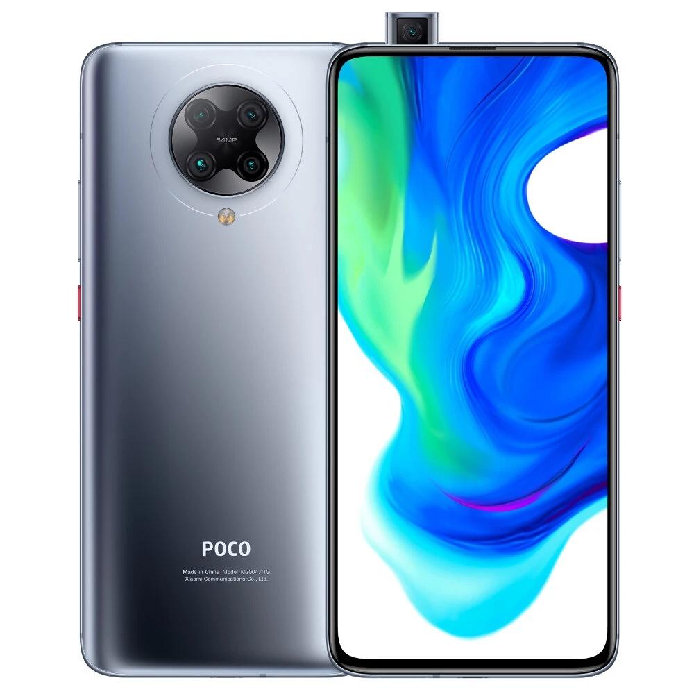 Xiaomi Poco F2 Pro (6GB RAM+128GB opslag, kleur Grijs) (Verzending EU)