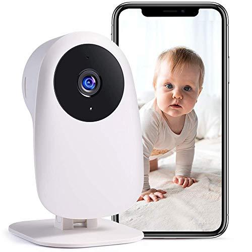 Nooie Babyphone met camera en 2-weg audio