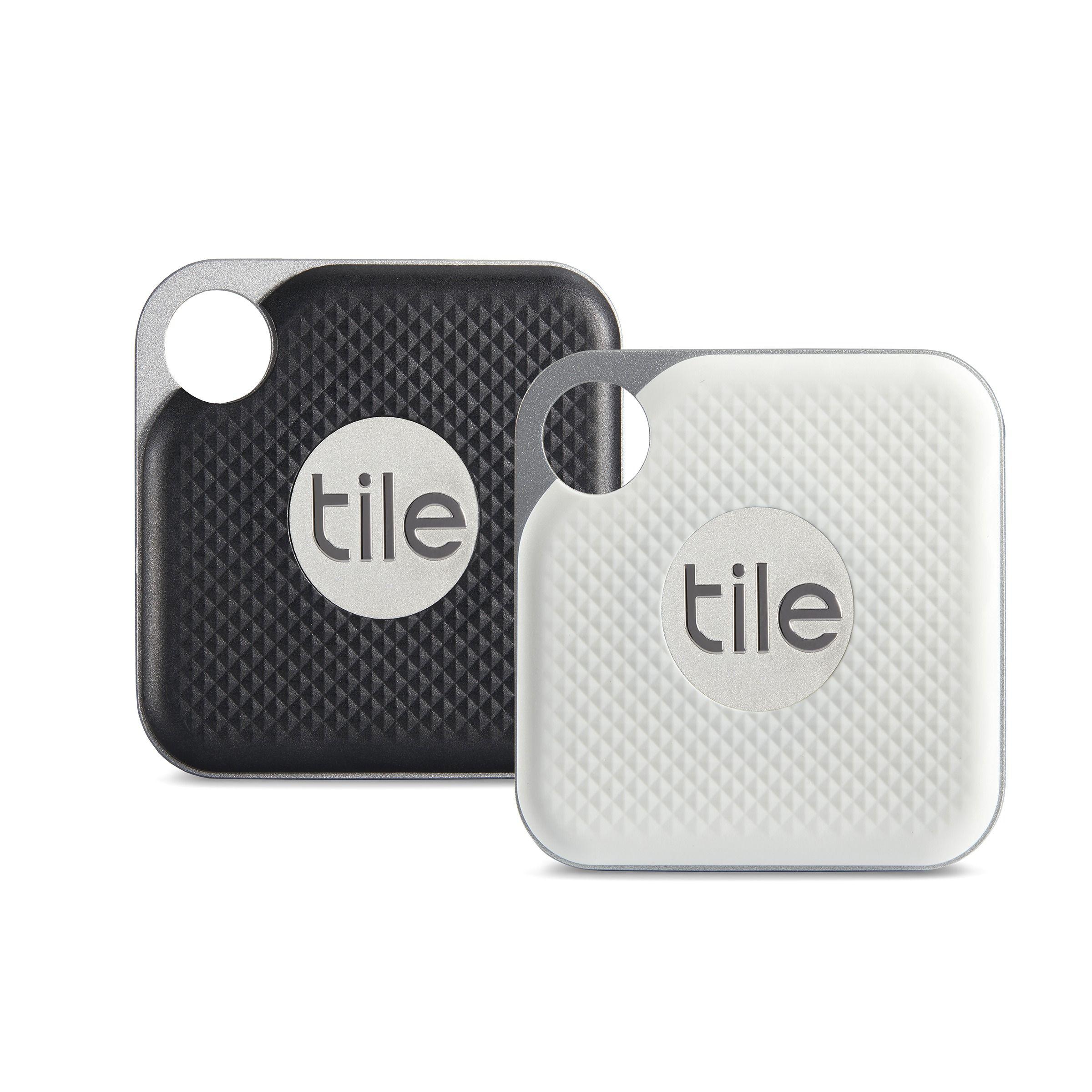 Tile Pro tracker (2 stuks, zwart & wit) @ Gamma