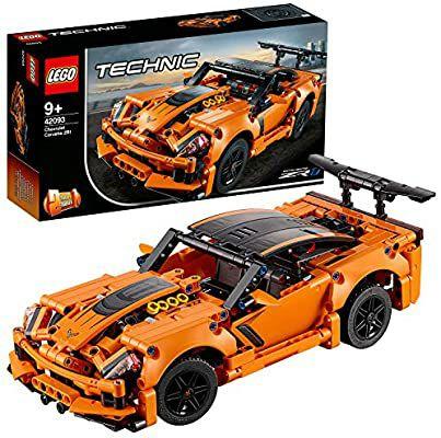 Lego Technic Chevrolet ZR1 (42093)