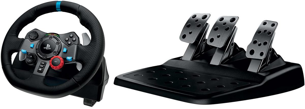 [Cyber Monday] Gratis Shifter + Project Cars bij aankoop van Logitech G29 Driving Force Racestuur @ Bol.com