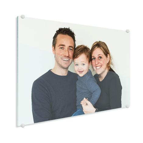 -72% Plexiglas met eigen foto 60x40 cm en 3mm dik voor €13,42 p/s @ Canvas Company