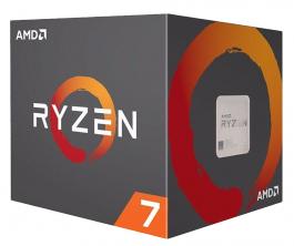 (SiComputers) AMD Ryzen 7 1700 Boxed Wraith Spire koeler voor €156,95