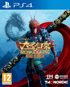 Monkey King Hero is Back (PS4) @ Nedgame