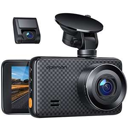 APEMAN C860 1440P&1080P Dashcam @Amazon.de