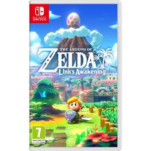 Link's Awakening US (digital) (switch)