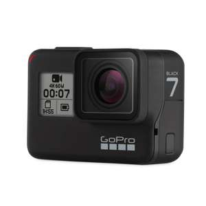 GoPro Hero 7 Black + 32GB SD kaart