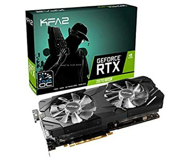 KFA2 GeForce RTX 2070 Super EX (1-Click OC)