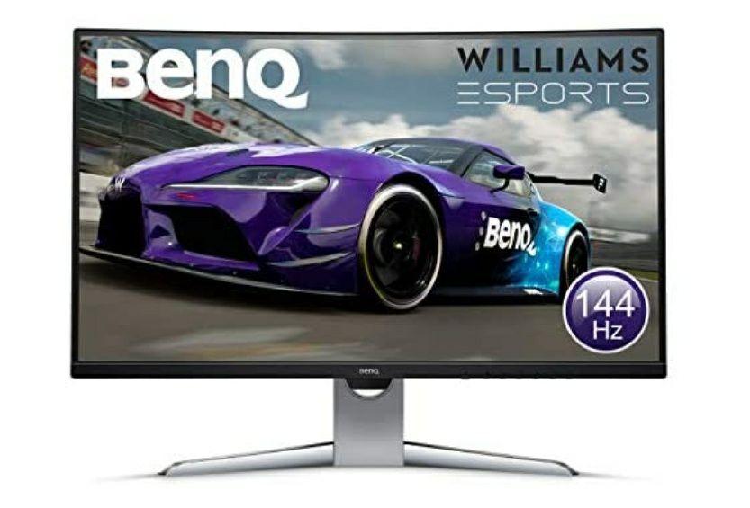 """BenQ EX3203R (32"""", 144Hz, 2560x1440, curved, 4ms)"""
