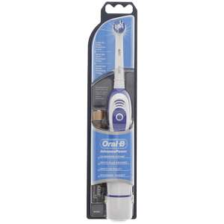 Goedkope elektrische tandenborstel met ronde kop