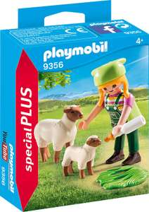 Playmobil 9356 Schapenhoedster @ Amazon.de