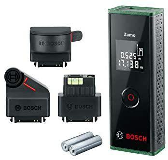 Bosch Laserafstandsmeter Zamo incl. 3 adapters