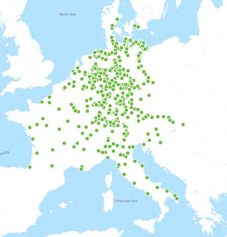 [CYBER MONDAY] Reizen met Flixbus door heel Europa! IOS/Android