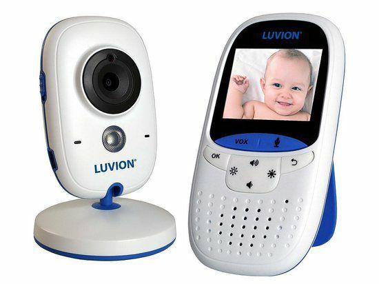 Luvion Easy Babyphone met camera