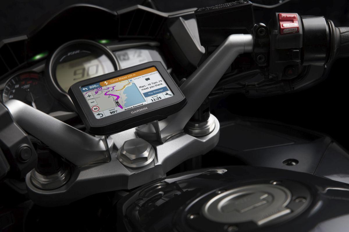 Garmin zumo 346 LMT-S motornavigatie voor €243,68 bij Louis