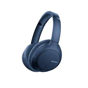 Sony WH-CH710N Noise Cancelling Wireless Headphones - Blue