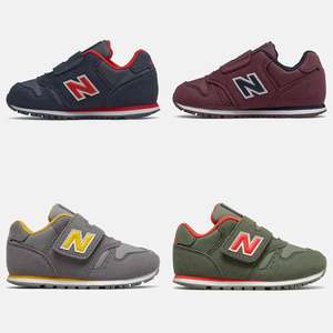 Kids' 373 sneakers -50% + 20% extra @ New Balance