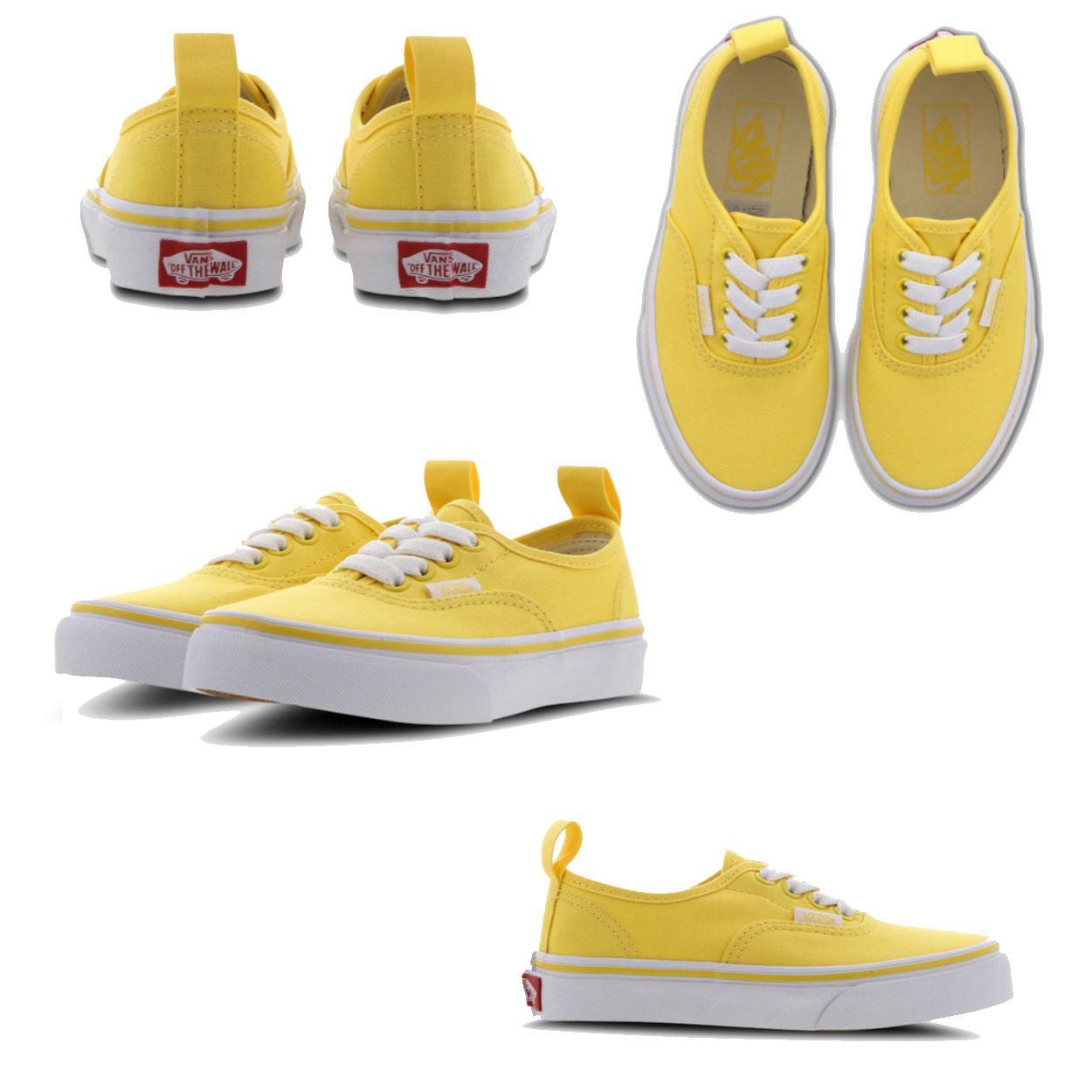 Vans Authentic kids sneakers @ Footlocker
