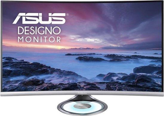 "ASUS Designo Curve MX32VQ 31.5"" Curved Gaming Monitor @ Bol.com"