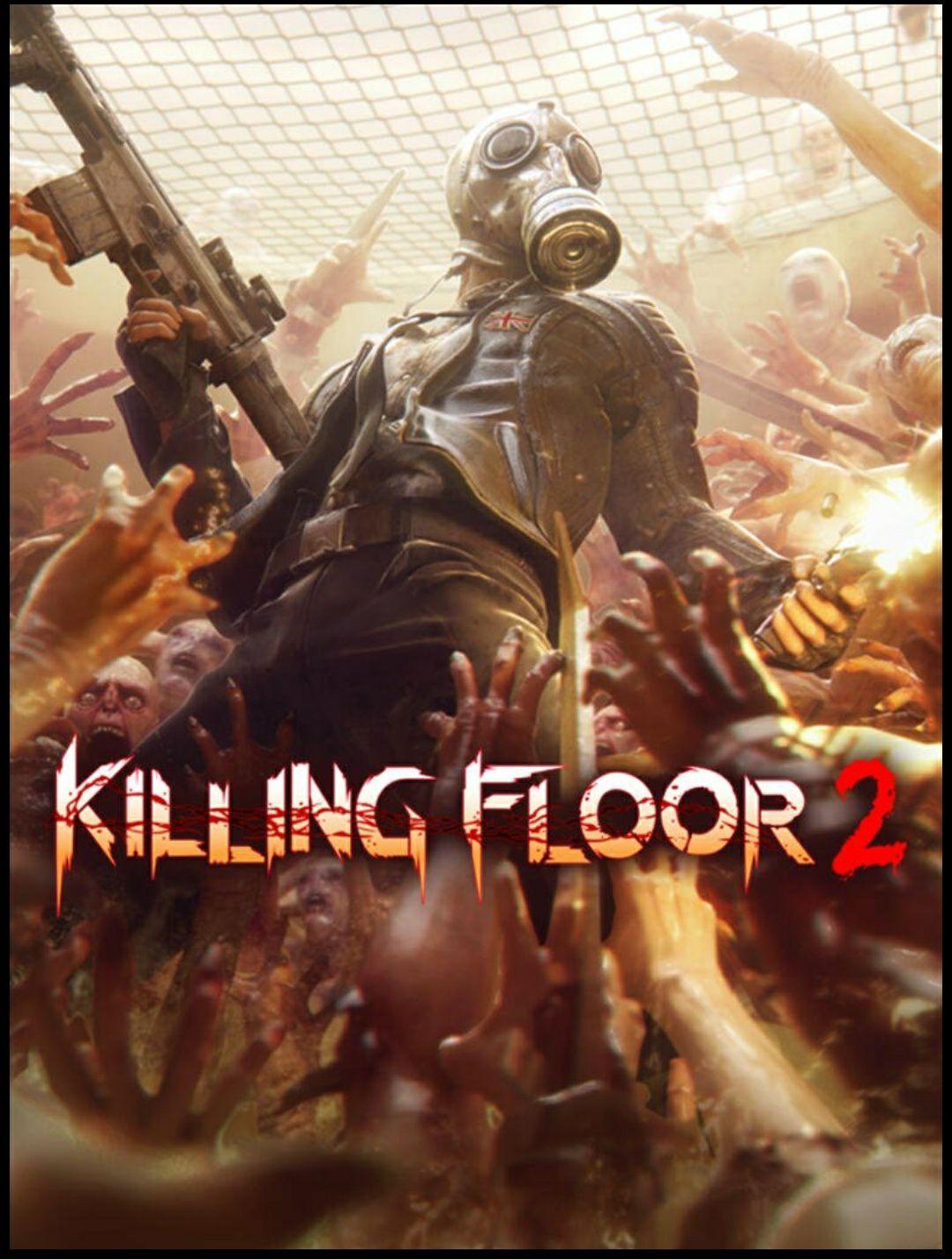 Killing Floor 2 (PC) gratis in de Epic Game store vanaf 9 juli