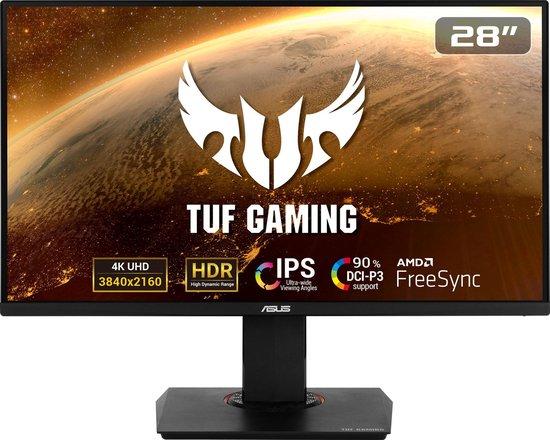 ASUS TUF VG289Q - 4K IPS Gaming Monitor - 28 inch - 60hz
