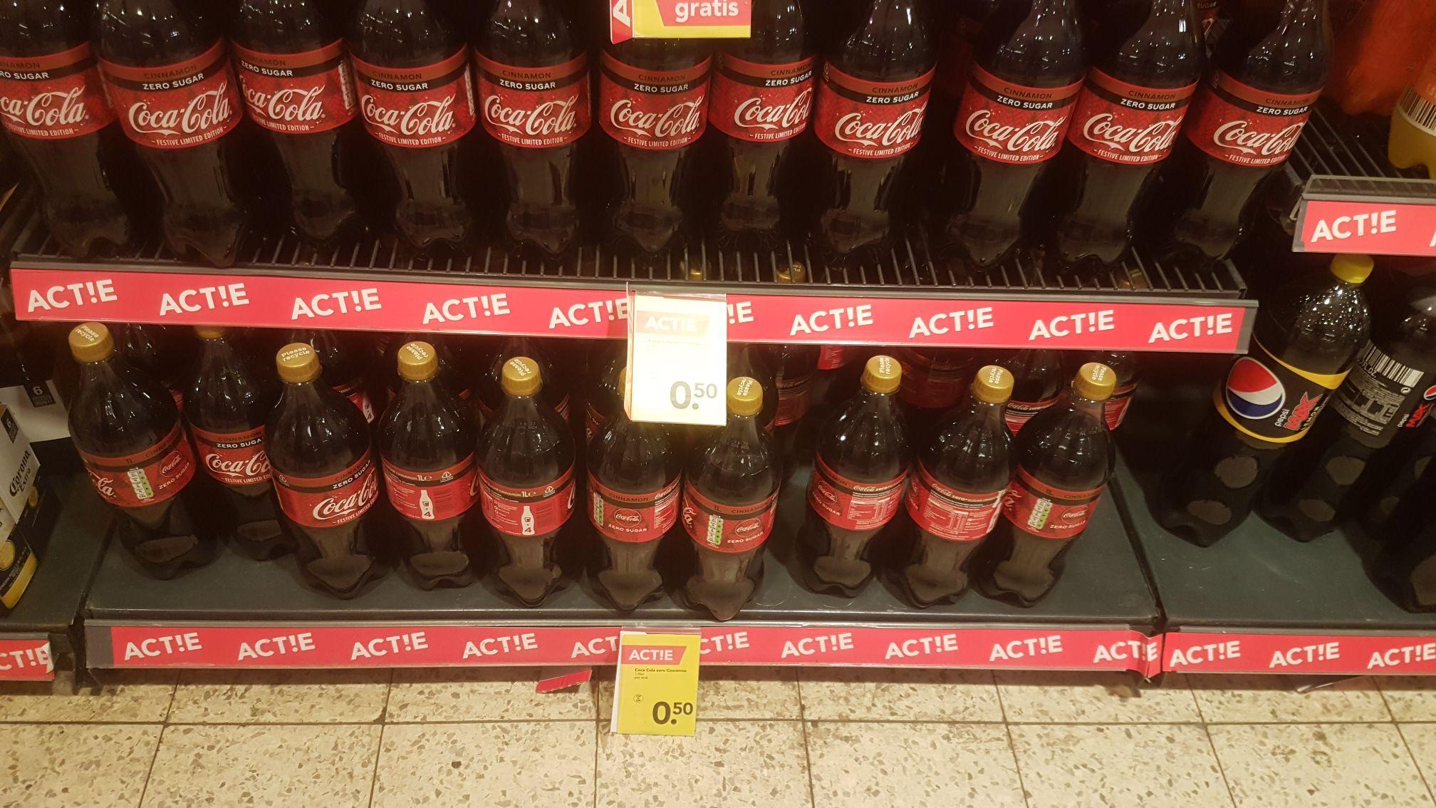 Lokaal - Deen Purmerend Makado - Coca-Cola cinnamon 1L