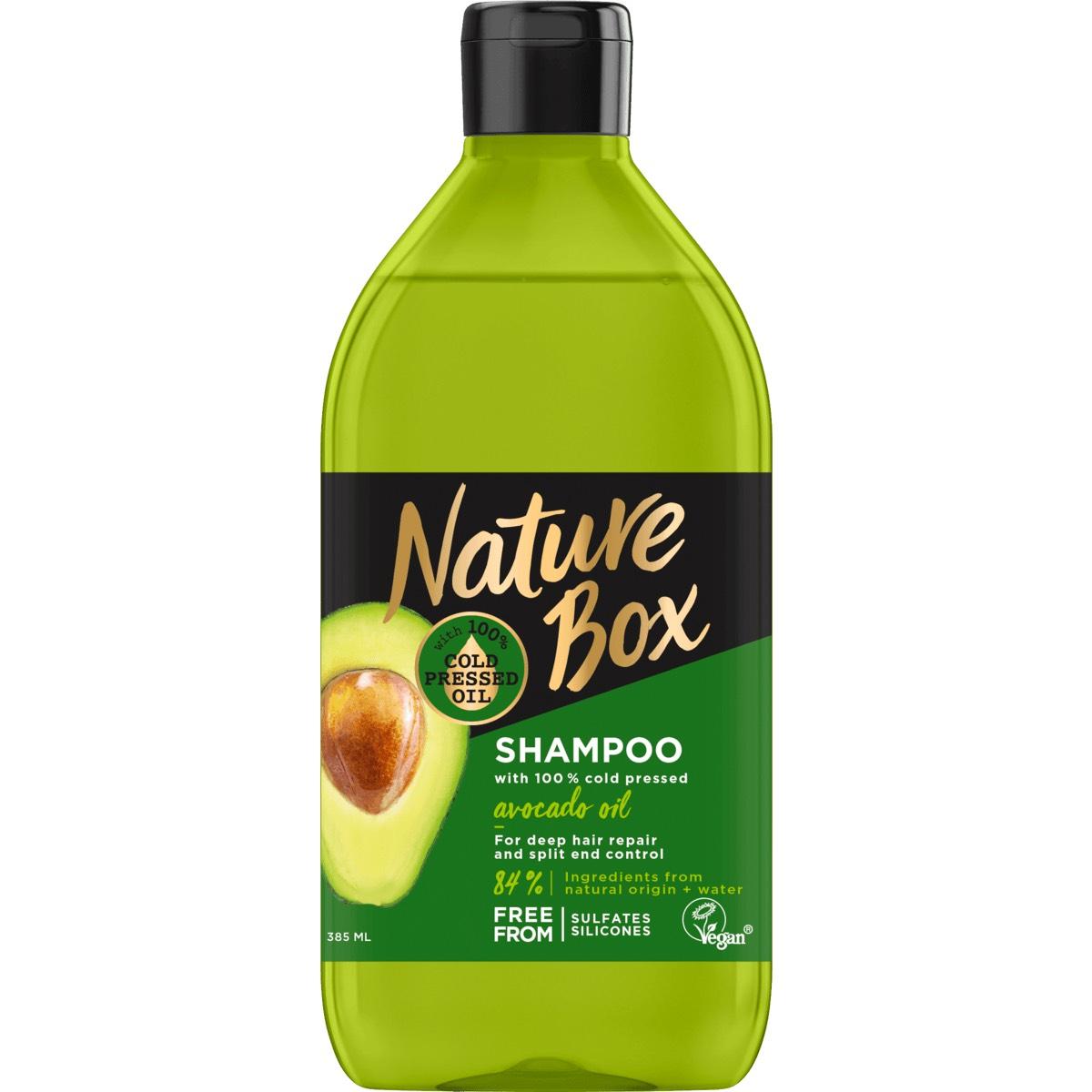 Nature box shampoo of conditioner €2,15