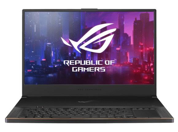 Asus ROG GX701GWR-EV016T - Gaming Laptop - 17.3 Inch