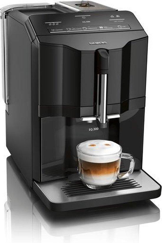 Siemens EQ.300 TI35A209RW - Espressomachine - Zwart