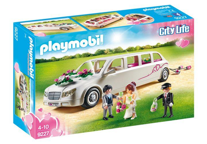 Playmobil city life 9227 Bruidslimousine voor €14,59 @ Amazon NL/Amazon DE